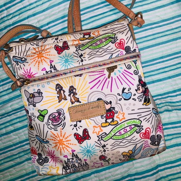 Dooney & Bourke Handbags - Dooney & Bourke Disney purse